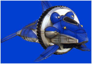 Dolphin Zord