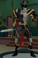 Legacy Wars Black Solar Ranger