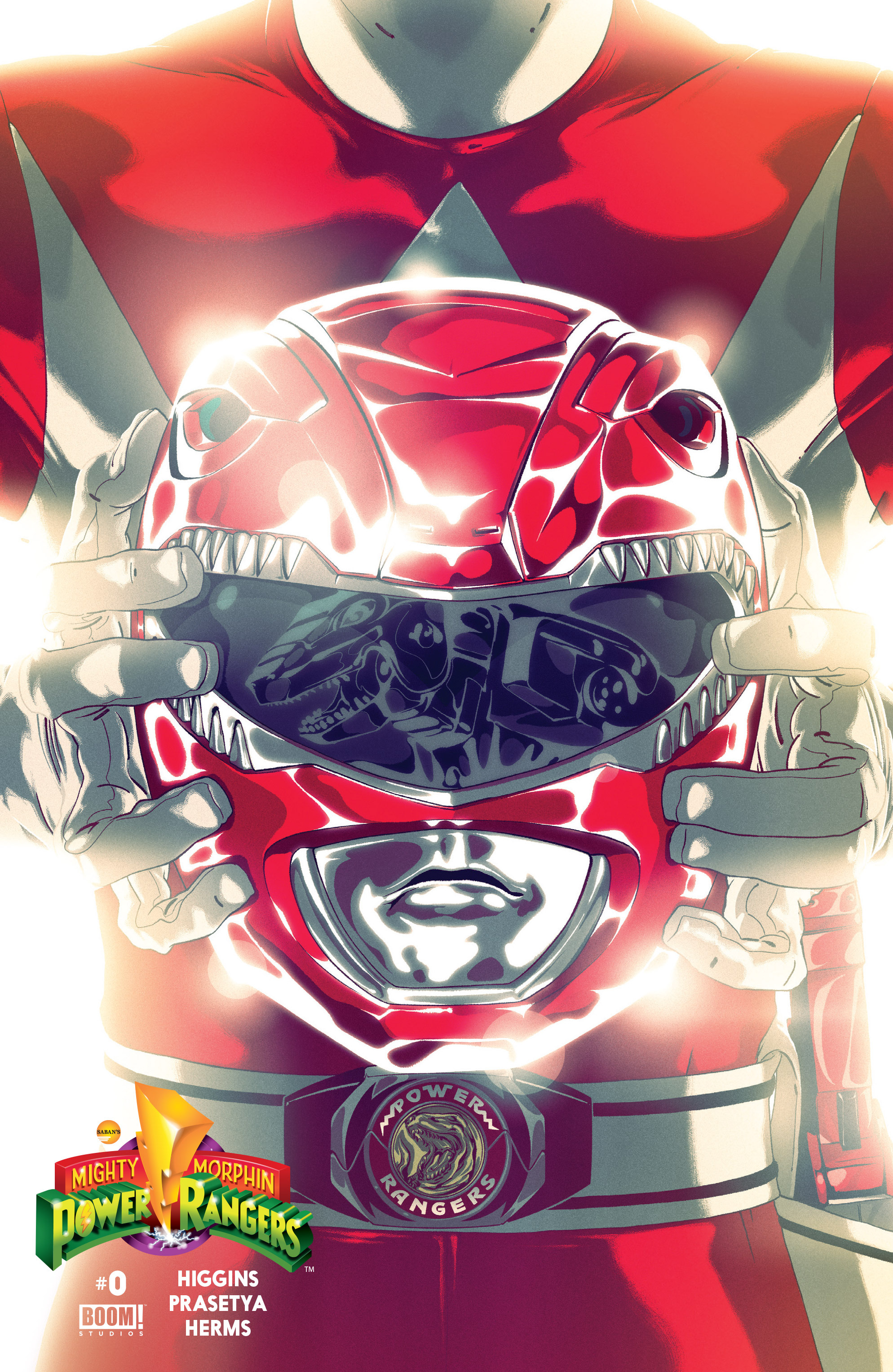 Mighty Morphin Power Rangers (Boom! Studios) Issue 0