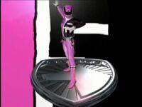 Pink SPD Ranger Morph 2