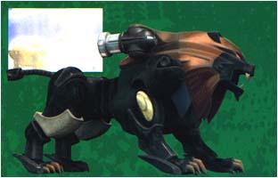 Black Lion Wildzord