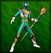 Legend MagiGreen (Dice-O)