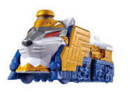 Lion safari ressha