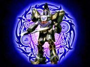 MF Centaurus Wolf Megazord