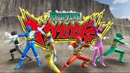 Zyuden Sentai Kyoryuger in Super Sentai Legend Wars