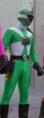 Green Cyborg Ranger