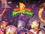 Mighty Morphin Power Rangers (Boom! Studios) Issue 51