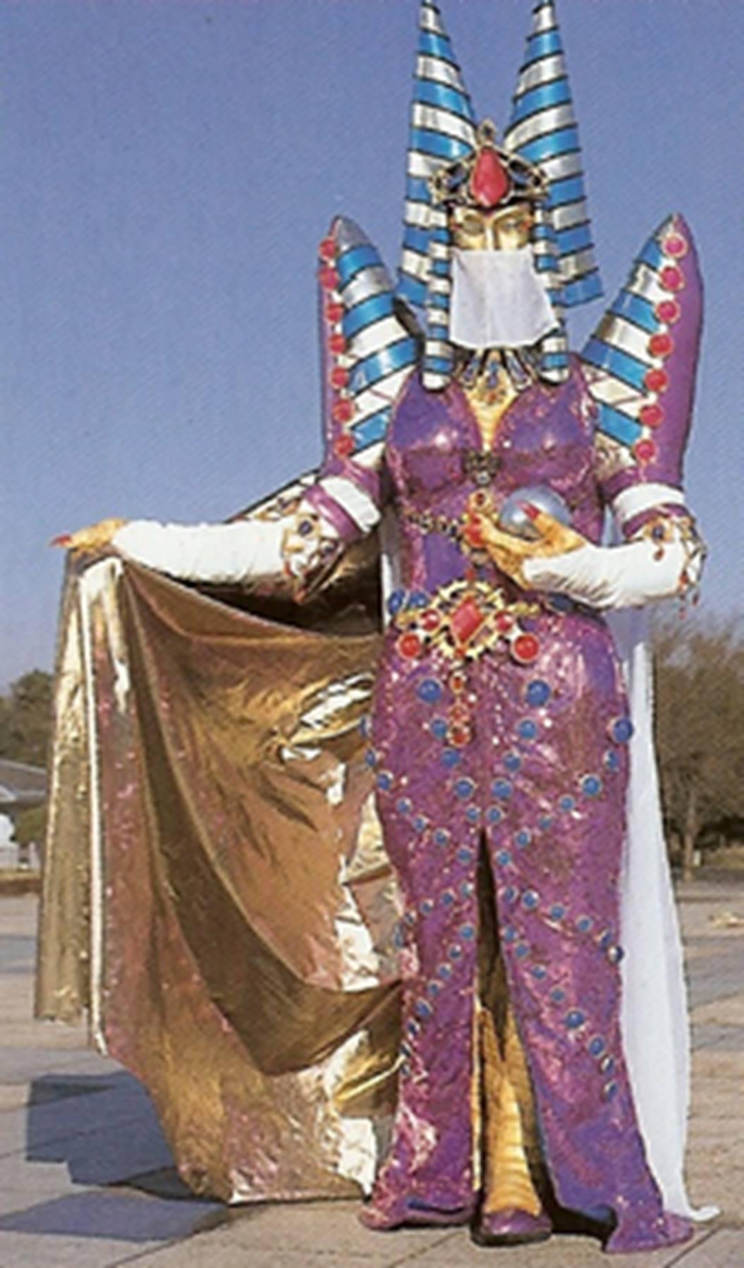 Spectral Empress Iliess