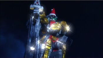 Gigant Bragi-Oh Christmas