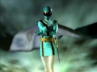 Blue Mystic Ranger Morph 2