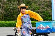 Ice Cream Vendor Hiroya Matsumoto