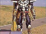Death Warrior Saima Beast Thanatos