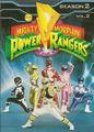 Mighty Morphin Power Rangers Season 2 Vol. 2