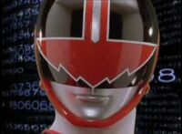 Quantum Time Force Ranger Morph 2