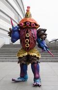 KSR-Shen Minosaur