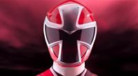 Red Ninja Steel Ranger Morph 1
