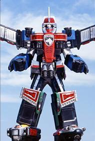Comparison:Tokusou Gattai DekaWing Robo vs. S.W.A.T. Megazord