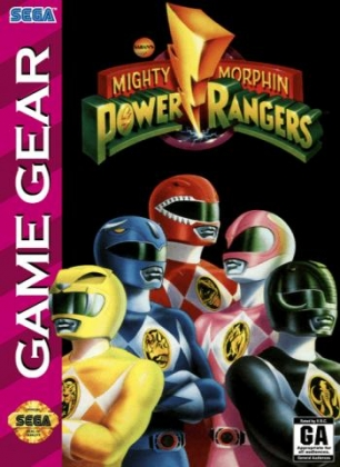 Mighty Morphin Power Rangers (Game Gear)