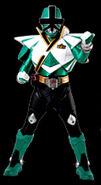 Supermega-green