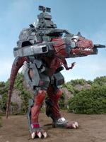 Comparison:Evil Mechanic Dragon Grand vs. Cybernetic Rex