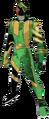 Green Solar Ranger