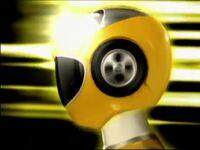 Yellow RPM Ranger Morph 1