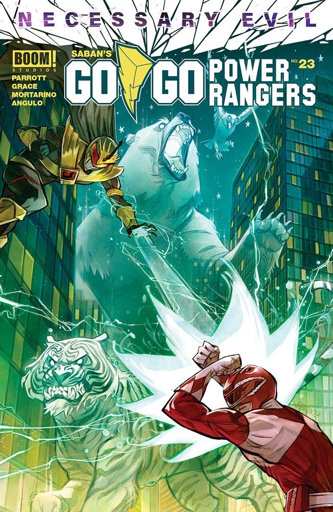 Go Go Power Rangers Issue 23