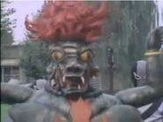 Four Faced Monster