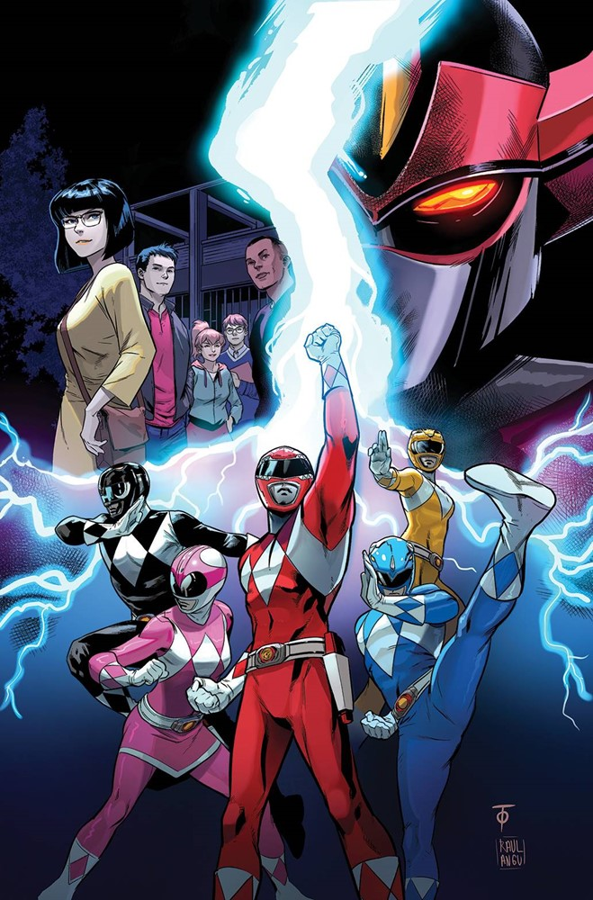 Go Go Power Rangers Issue 20