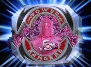 Pink Ninja Ranger Morph