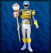 Super Gosei Blue (Dice-O)
