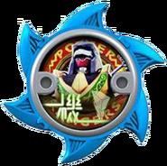 Dragonzord Battle Mode Ninja Power Star