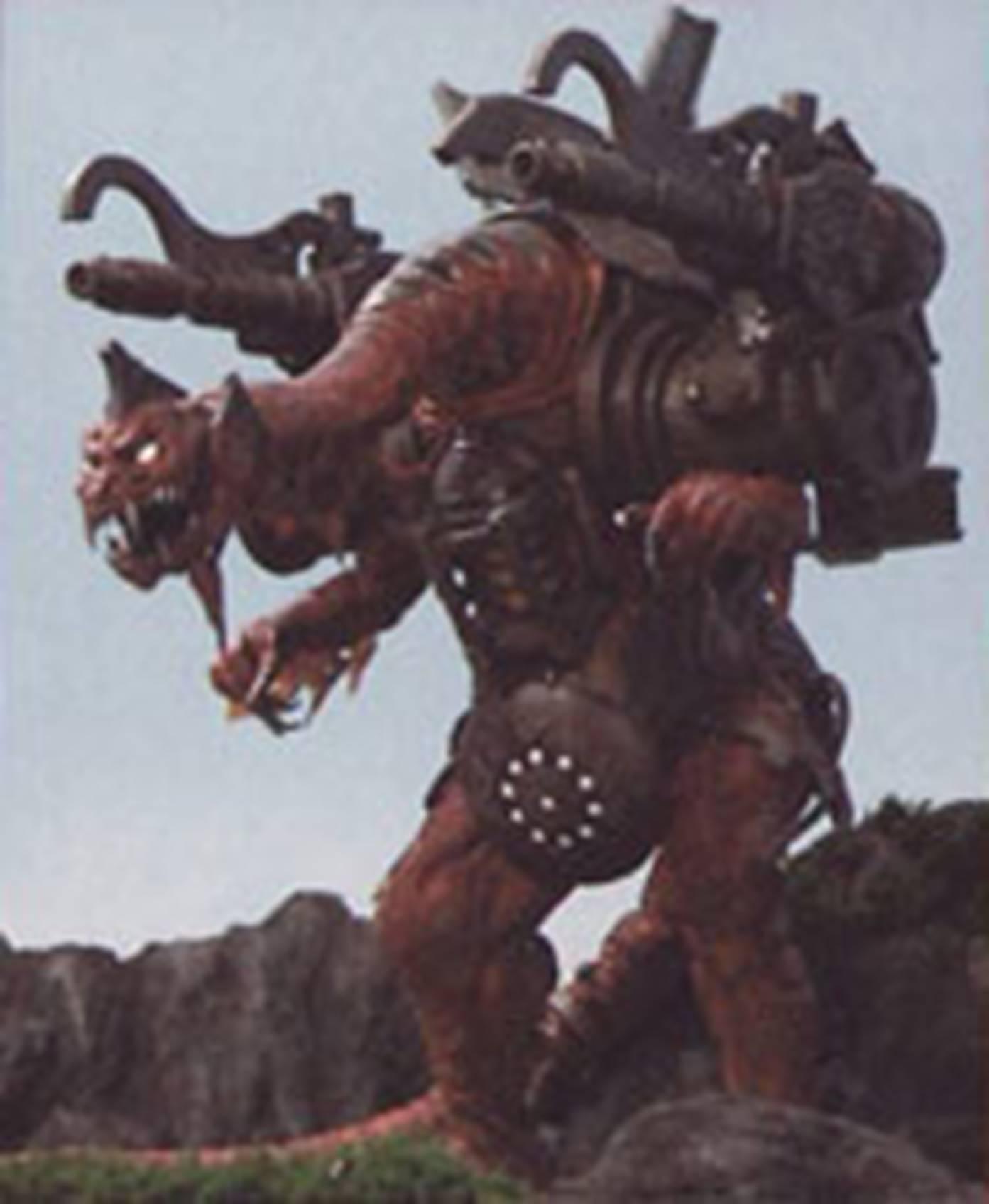 Great Evil Dragon Dold
