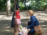 Shinobi 38: The Witch Girl Loves Yakumo?