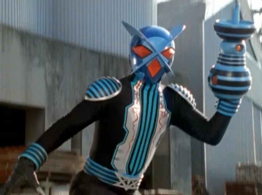 Blue-Head Krybots