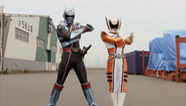 KSG - Extra Dekarangers