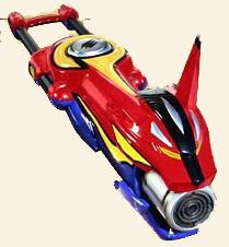 Claw Cannon Blaster