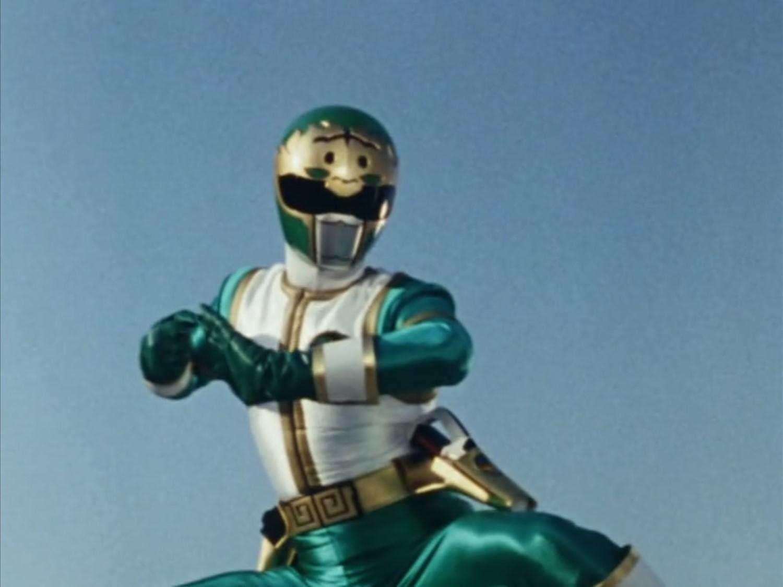Green Squadron Ranger