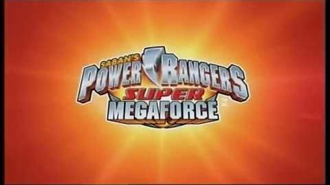 Power Rangers Super Megaforce - Canal J - Bande annonce - Bientôt