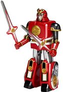 Red Ape Ninjazord Legacy
