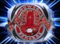Red Ninja Ranger Morph