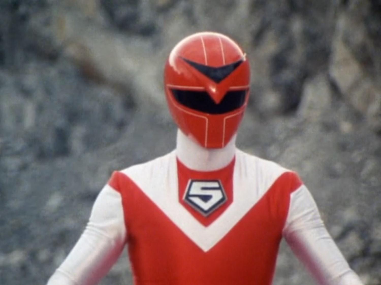 Red Lightning Ranger