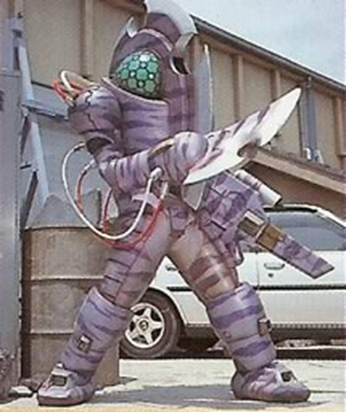 Assaulter Borg