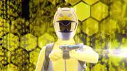 Yellow Beast Morphers Ranger Morph 2