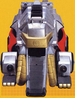 Comparison:Super Karakuri Beast Revolver Mammoth vs. Mammothzord
