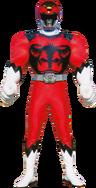 Zyuoh-redgorilla