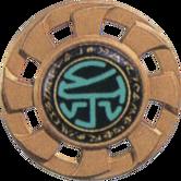 NSH-Catch Spider Shinobi Medal