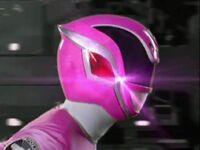 Pink SPD Ranger Morph 1