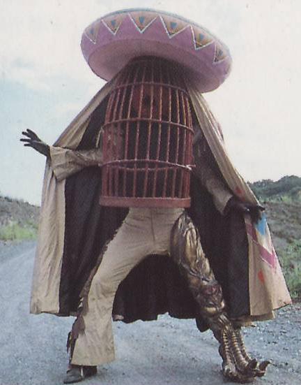 Birdcage Vagrant