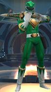 Legacy Wars Mighty Morphin Green Ranger